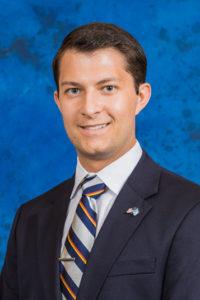 Greg Ward: Associate Director of Communications