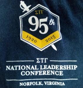 95TH ANNIVERSARY NLC T-SHIRT