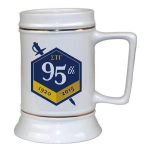 95TH ANNIVERSARY COMMEMORATIVE MUG